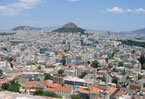 People of Athens fight for green space amid sea of concrete