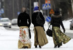 True Finns party sparks immigration debate in Finland
