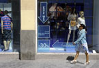 Spanish clothes price war fuels deflation fears