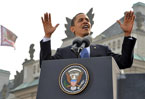 Does Obama understand Europe?