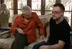 U2 interview: Dutch role in fight against poverty