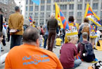 Tibet's fight resonates in the Netherlands