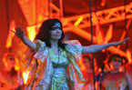 Björk saves Iceland – and the planet