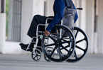 The right of access for people with disabilities