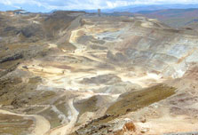 Open-pit mining - a necessary evil?