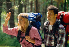 Move over, backpackers − welcome flashpackers