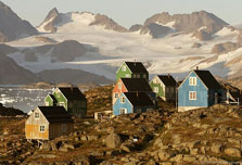 Greenland's open prison system