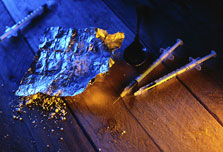 Swiss approve legal heroin programme
