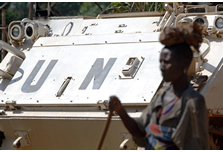 UN chief backing EU force for DR Congo