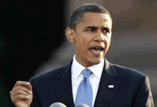 Backing Barack