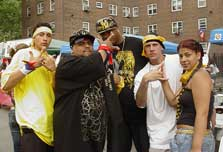 Latin gangs rule Spain's streets
