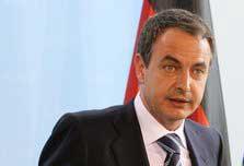 Zapatero aims for progressive Spain