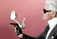 No party, please: Karl Lagerfeld turns 70 -- or 75