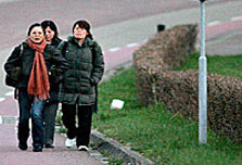 Influx of Chinese asylum seekers stirs Dutch politics