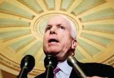 Opinion: McCain and media love