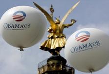Obamania hits Berlin