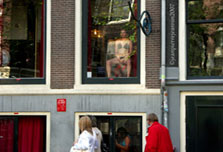 Amsterdam decides not to do business with prostitutes
