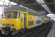 'Security' is chief concern of Dutch Railways