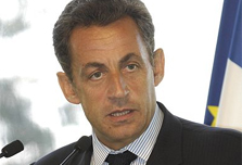 One year on, Sarkozy faces French disappointment