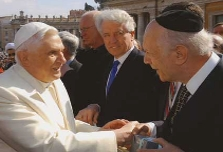 The pope and the rabbi: A tale of two men