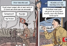 Hitler comics help German kids learn about the Nazis