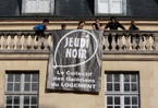French squatters join political mainstream