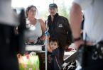 Roma village defies Sarkozy expulsion threat