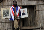Pacific villagers await their god: Britain's Prince  Philip