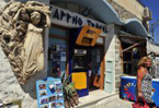 Lesbian purchasing power topples taboos on Greek island