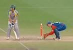 Cricket: Gatting's England go from zero to hero