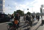 Copenhagen plans super highways ... for cyclists