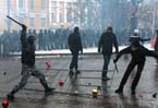 Riots expose Russia's problems ahead of World Cup
