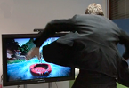 You body is the remote control with Kinect