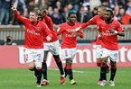 Football: Combustible Kombouare keeps PSG on their toes