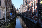 New canal museum in heart of Amsterdam