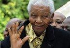 South Africa's Mandela is tweeting