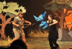 Singing rhinos teach South Africans the evils of poaching