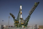 Russia gains edge in space race as US shuttle bows out