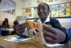 Johannesburg school gives childhood back to refugees
