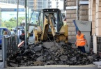 In search of rebirth, Moscow rips up pavements