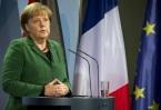 All eyes on newly assertive Merkel at make-or-break summit