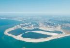 Europe's largest harbour's 'sea-leg' taking shape
