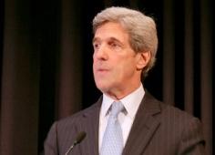 John Kerry reaffirms US-EU ties with European tour
