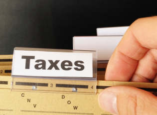 Will you have to fill out your own tax returns next year?