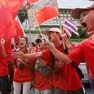 Anti-Europe protests in China must remain peaceful