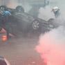 Fishermen's protest in Brussels turns violent