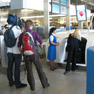 KLM starts DIY luggage check-in at Schiphol