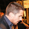 Christian Bale is in Barcelona