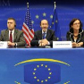 EU poses conditions on US access to bank account info