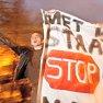 European squatters show solidarity